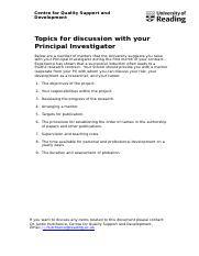 Discussion_Topics_w_PI.doc