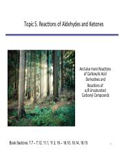 Topic 5 Aldehydes and ketones 2402.pdf