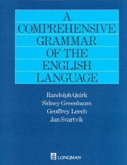 56954_(Longman) A Comprehensive Grammar of the English Language (1985)_001