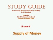 Chapter+8+-+Supply+of+Money
