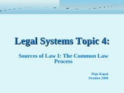 Legal_System_Lecture_5_PPT_061008