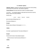 Arithmetic_Sequences_Notes