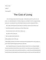 the cost of living.docx
