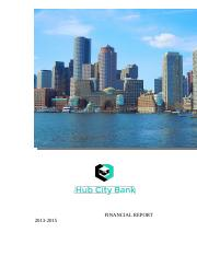 Hub City Bank Project.docx