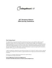 ap-2009-european-history-scoring-guidelines