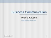 Business Communication _7Cs2