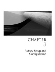 Oracle RMAN 11g Backup and Recovery_Chap03