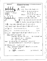 1067_Mechanics Homework Mechanics of Materials Solution