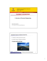 L1_Overview of Pavement Engineering-2015