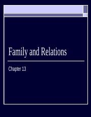 13. family and relations.ppt