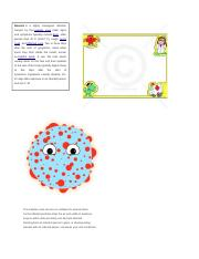 The measles virus can live on surfaces for several hours.docx