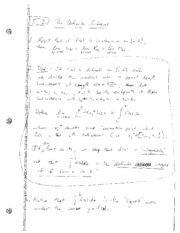 Math 1251 Class Notes Sections 5.2-5.4