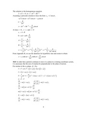 Analytical Mech Homework Solutions 144