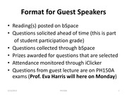 Lec 9 - Midterm 1 Review Session