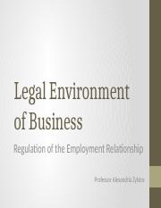 Chapter 17 - Employment Relationshipbb