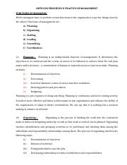 Notes-PRINCIPLES _ PRACTICE OF MANAGEMENT.doc