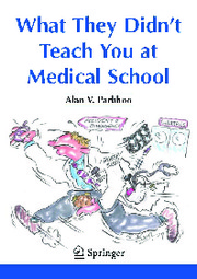 1846284619 - What They Didnt Teach You at Medical School
