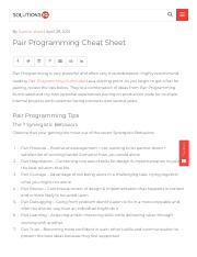 Pair Programming Cheat Sheet - SolutionsIQ.pdf