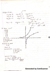General Logarithms notes