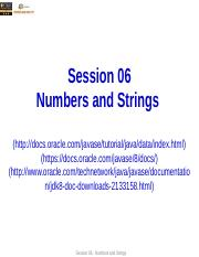 Session06-2Slots-Numbers and Strings.pptx