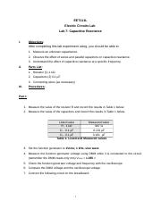 Lab 7 Capacitive Reactance - corrected.docx