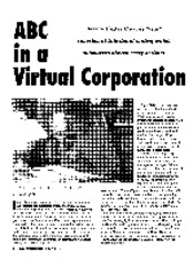 ABC in a Virtual Corporation