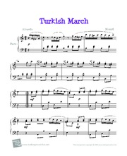 Mozart - Turkish March