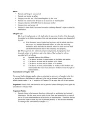 Assignment 1 Case Notes