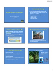 Lecture_15_Biodiversity_and_Conservation