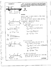 1196_Mechanics Homework Mechanics of Materials Solution