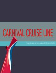 Carnival Cruise line2
