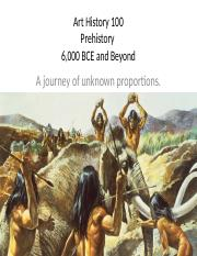 Art History Review- Prehistory and Near East.pptx