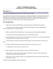 unit 1 assignment sts 101 Choose from 500 different sets of st 101 week 1 flashcards on quizlet  assignment a piece of work or job that you are given to do  sts 101 test 1 necessity.