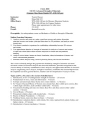 Syllabus-CE715-Fall 2010