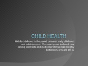 PP14ChildHealth09.ppt