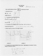 Math_mini_test_F2008_SOLVED[1]