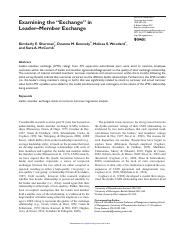 Ch 7-Examining the Exchange in Leader Member Exchange.pdf