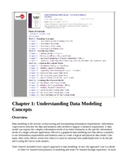 Data Modeling with ERwin The Authoritative Solution