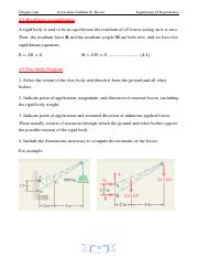 Ch.4,Equilibrium of Rigid Bodies.