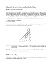 Course Notes - Chapter 1