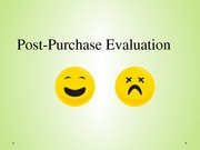 4-1_Post-Purchase Evaluation