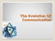 Individual Tele communications Evolution Timeline1