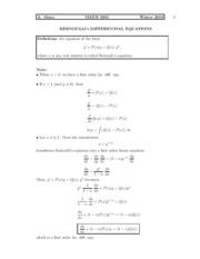 BERNOULLI�s DIFFERENTIAL EQUATIONS - Copy (2)