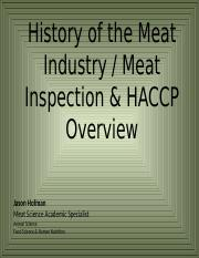 2_3_History of Meat Industry & HACCP_JH 1-15-17.pptx