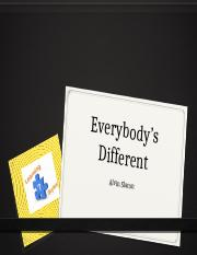 Everybody's+Different.pptx