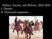 9 Antebellum Politics and Society