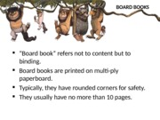 Board, alphabet, picture books, Caldecott  PPT with notes (2)