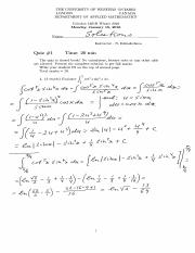 Calculus1301b-quiz1-sol