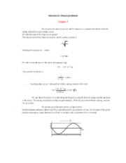 Chapter 07 - Solutions
