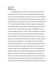 English story review 1
